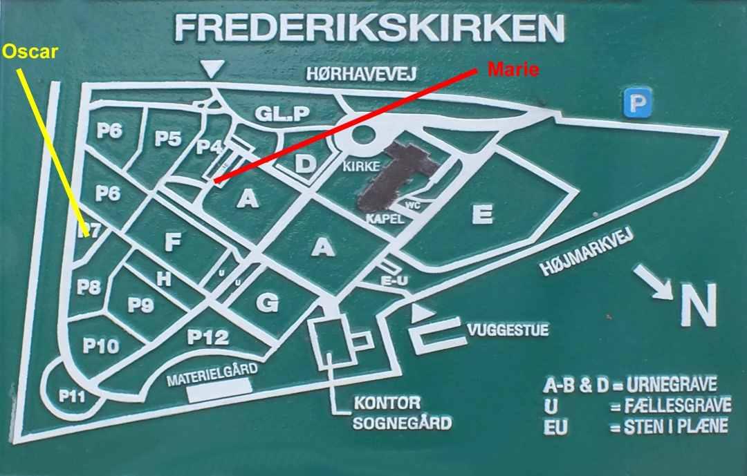 Frederikskirken - Lock-Hansen