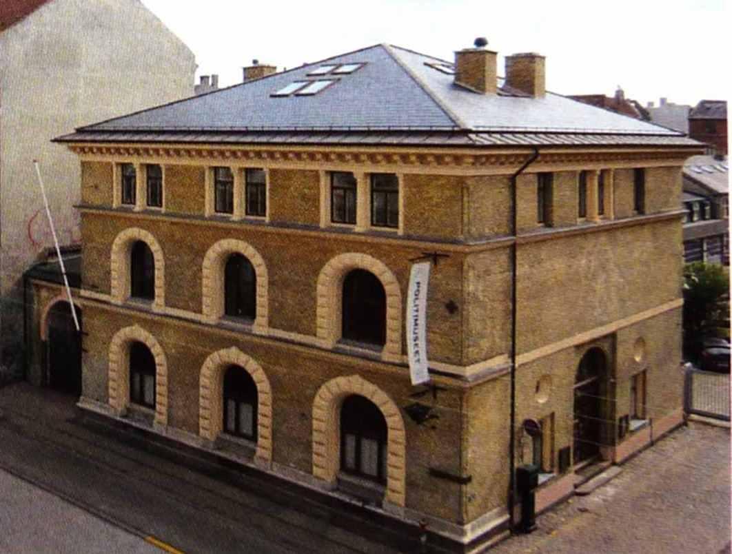 Politimuseet - S�rudstilling - Uopklarede kriminalsager